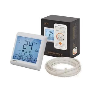 Программируемый, сенсорный терморегулятор MCS 350, WI-FI
